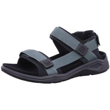 Ecco Komfort Schuh türkis