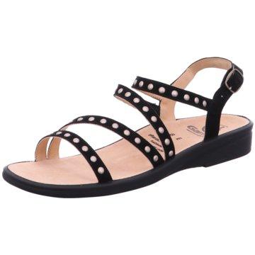 Ganter Sandale schwarz