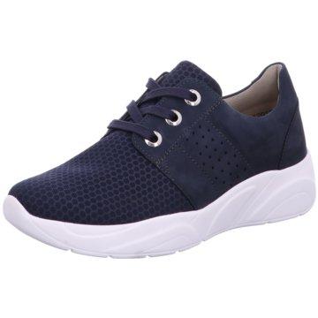 Solidus Sneaker LowKea blau