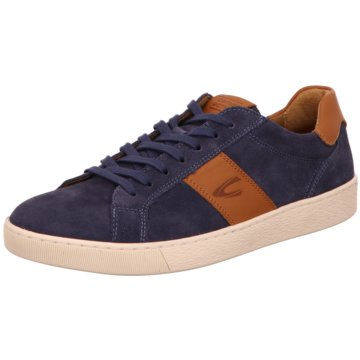 camel active Sneaker LowTonic 11 blau