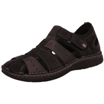 Rohde Sandale schwarz
