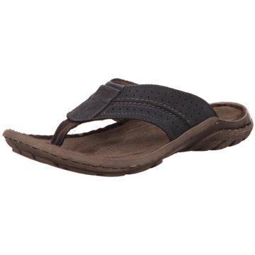 Josef Seibel Komfort Schuh blau
