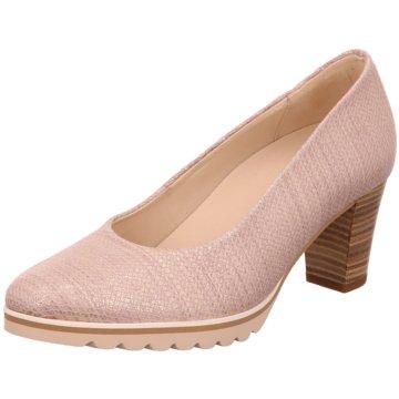 Gabor comfort Komfort Pumps rosa