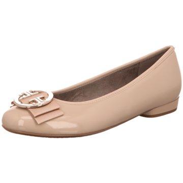 Jenny Eleganter Ballerina beige