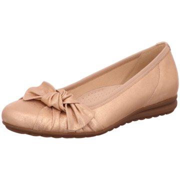 Gabor comfort Eleganter Ballerina rosa