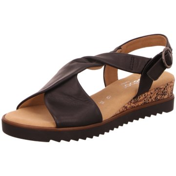 Gabor comfort Komfort Sandale lila