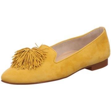 Paul Green Klassischer Slipper2376 gelb
