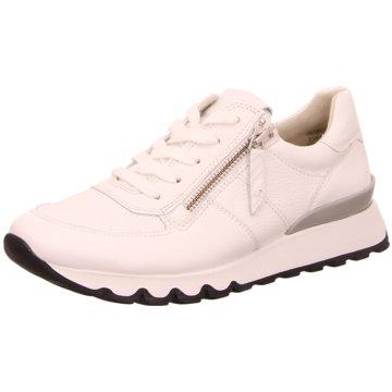 Paul Green Sneaker Low4965 weiß