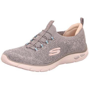 Skechers Sportlicher SlipperEmpire D'Lux Sharp W grau