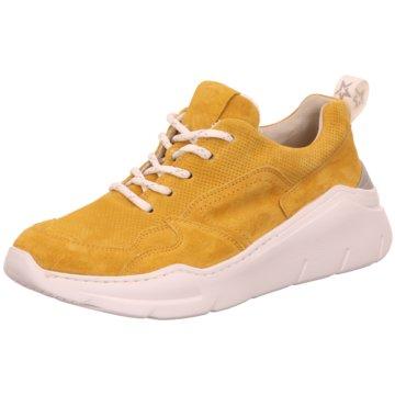 Paul Green Sneaker World4920 gelb