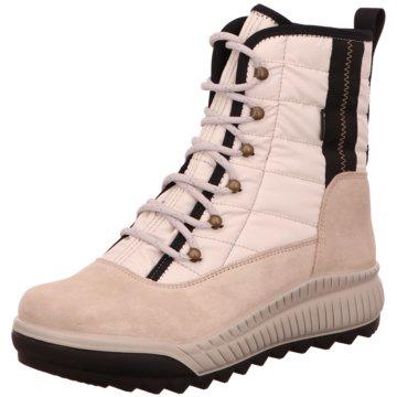 Legero Komfort Stiefel beige