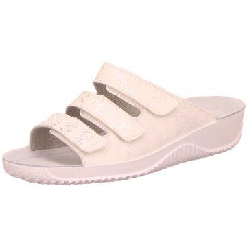 Rohde Komfort PantoletteSoltau weiß