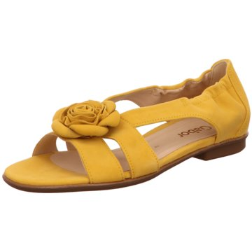 Gabor Sandale gelb