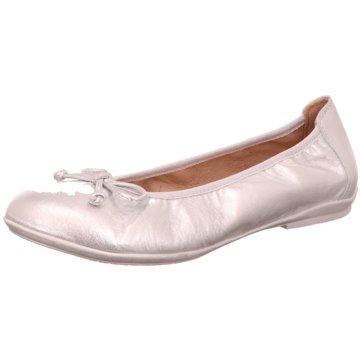 Richter Eleganter Ballerina silber