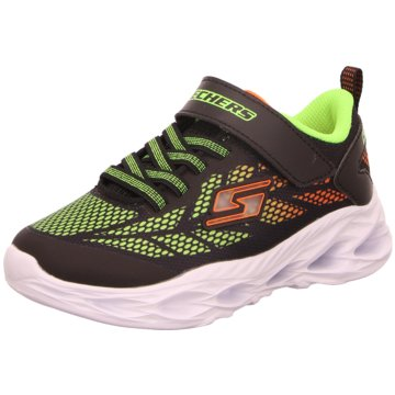 Skechers Sneaker LowVortex Flash schwarz