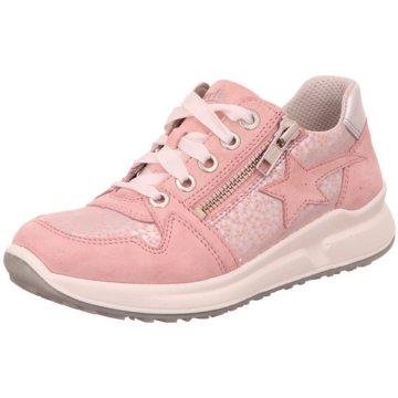 Superfit Sportlicher Schnürschuh rosa