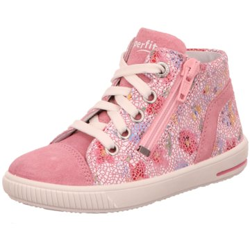 Superfit Sneaker High rosa
