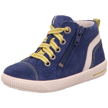 Superfit Sneaker HighMoppy blau