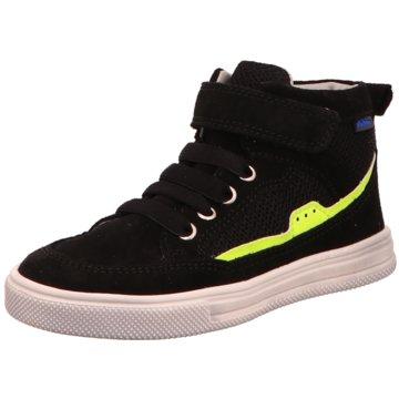 Richter Sneaker High schwarz