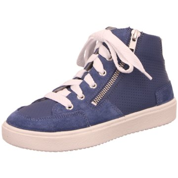 Legero Sneaker HighHalbschuh Leder \ HE blau