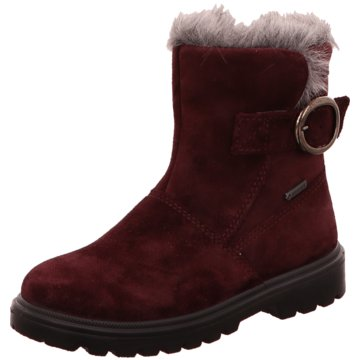Superfit Winterstiefel rot