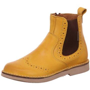Ricosta Halbhoher Stiefel gelb