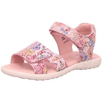 Richter Offene Schuhe rosa