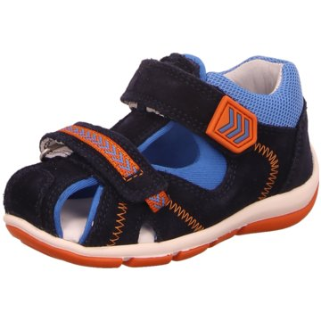 Superfit SandaleLauflernschuh blau