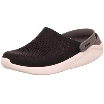 CROCS Offene Schuhe schwarz