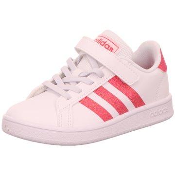 adidas Sneaker LowGRAND COURT SCHUH - EG3811 weiß