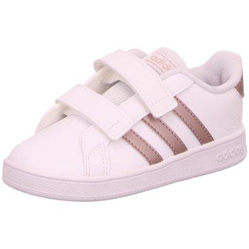 adidas Sneaker LowGRAND COURT I - EF0116 weiß
