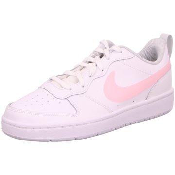 Nike Sneaker LowCOURT BOROUGH LOW 2 - DD3023-100 weiß