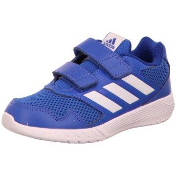 adidas KlettschuhAltaRun CF K blau