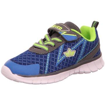 Lico Sportlicher Schnürschuh blau