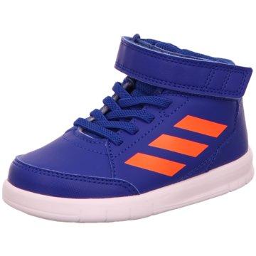 Adidas Neo Schuhe pink blau