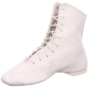 BLEYER Tanzschuhe weiß