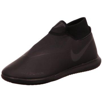 Nike Slipper schwarz