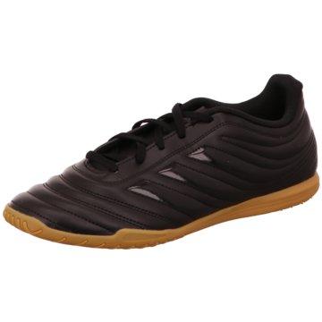 adidas Hallen-SohleCopa 19.4 IN Fußballschuh - D98074 schwarz
