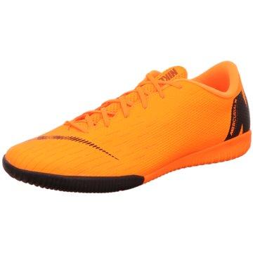 Nike Hallen-Sohle orange