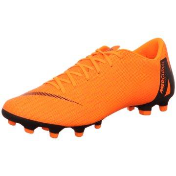 Nike Stollen-SohleMercurial Vapor XII Academy MG orange