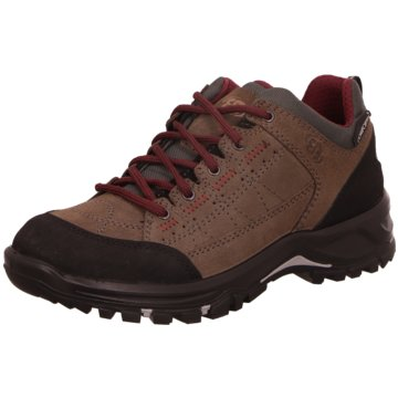 Brütting Outdoor Schuh braun