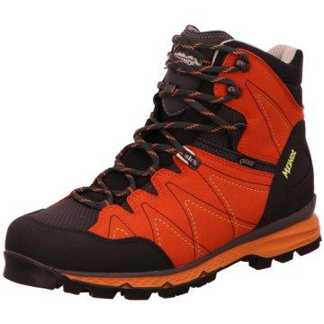 Meindl Outdoor Schuh orange