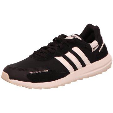 adidas RunningRetrorun Women schwarz