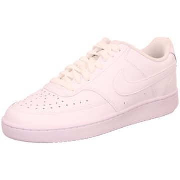 Nike Sneaker LowCourt Vision Lo weiß