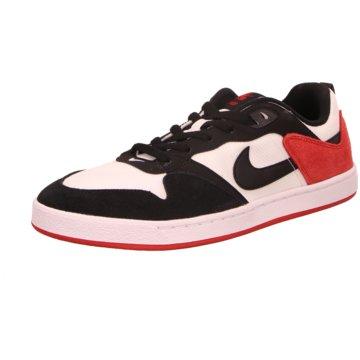 Nike Sneaker LowSB ALLEYOOP - CJ0882-102 weiß