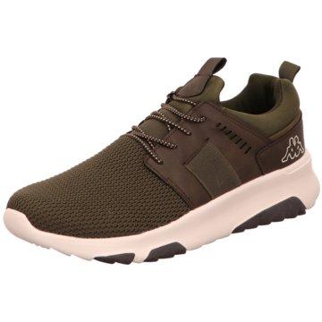 Kappa Sneaker Low oliv