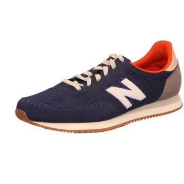New Balance Sneaker LowUL720 D - 818161-60 blau