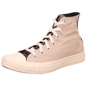 Converse Sneaker HighDigital Daze Chuck Taylor High Top beige