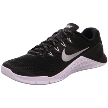 Nike TrainingsschuheMetcon 4 Women schwarz