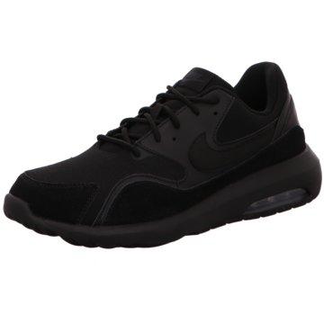 Nike Sneaker LowAir Max Nostalgic schwarz
